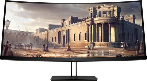 "HP Z38c 37.5"" Ultra-Wide Quad HD+ IPS Zwart computer monitor"