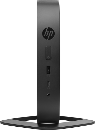 HP t530 Thin Client 1.5 GHz GX-215JJ Black Windows Embedded Standard 7E 960 g