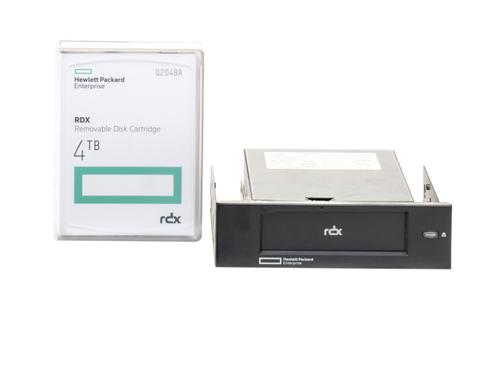 HP RDX 4TB USB 3.0 Internal Intern 4000GB tape drive