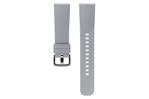 Samsung ET-YSN60MJEGWW Band Grijs Silicone smartwatch-accessoire