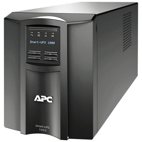 APC SMT1000C UPS Line-interactive 1000 VA 700 W 8 AC-uitgang(en)