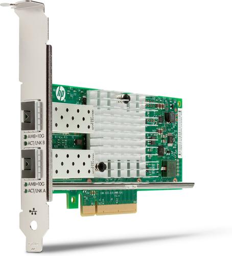 HP Intel X710-DA2 10-GbE SFP+ DP NIC