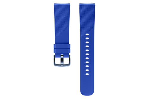 Samsung ET-YSN60M Band Blauw Roestvrijstaal