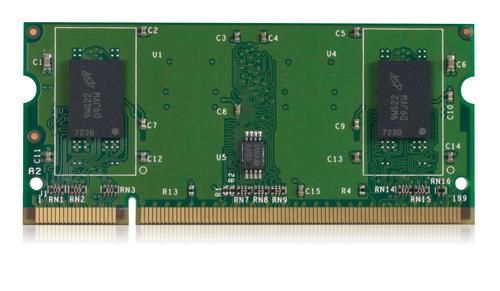 HP 512-MB DDR2 200-pins x32 DIMM