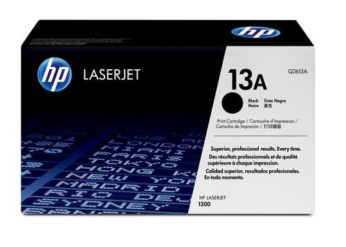 HP 13A originele zwarte LaserJet tonercartridge
