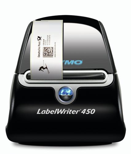 DYMO LabelWriter 450 Turbo Direct thermal 600 x 300DPI label printer