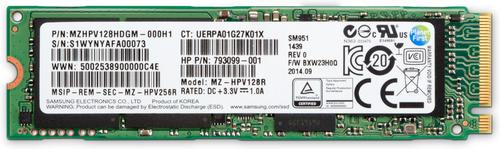 HP Z Turbo Drive M.2 512 GB PCI Express 3.0 MLC NVMe