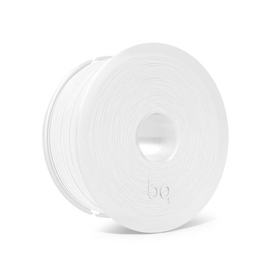 bq F000152 3D printing material Polylactic acid (PLA) White 1 g