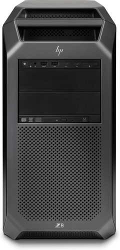 HP Z8 G4 DDR4-SDRAM 4108 Tower Intel® Xeon® 32 GB 1000 GB HDD Windows 10 Pro for Workstations Workstation Black