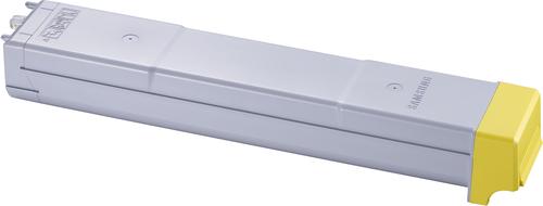 Samsung CLX-Y8380A gele tonercartridge