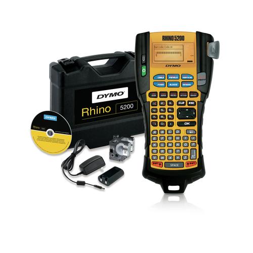 DYMO RHINO 5200 Hard Case Kit label printer