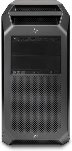 HP Z8 G4 Intel® Xeon® 4108 32 GB DDR4-SDRAM 1000 GB HDD Tower Black Workstation Windows 10 Pro for Workstations