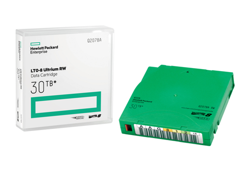 HP Q2078AC lege datatape 30000 GB LTO 1,27 cm