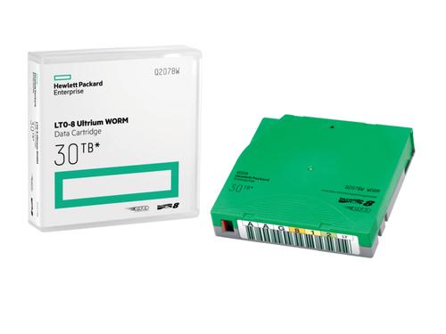 HP Q2078WL lege datatape 30000 GB LTO 1,27 cm