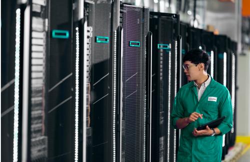 Hewlett Packard Enterprise 873961-B21 rack-toebehoren