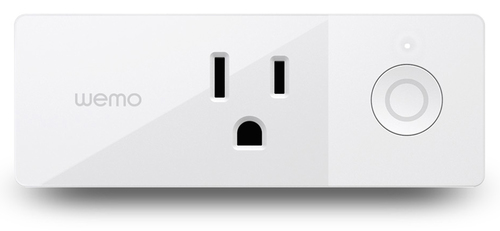 Belkin Wemo Mini smart plug 1800 W White