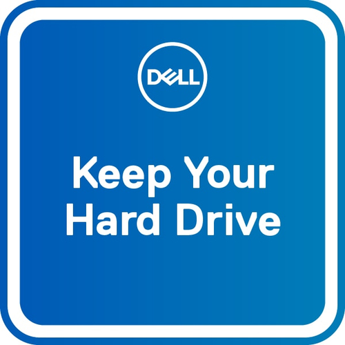 DELL 5 jaren Keep Your Hard Drive