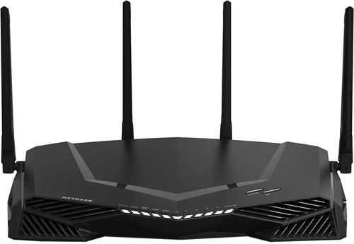 Netgear XR500 draadloze router Gigabit Ethernet Dual-band (2.4 GHz / 5 GHz) Zwart