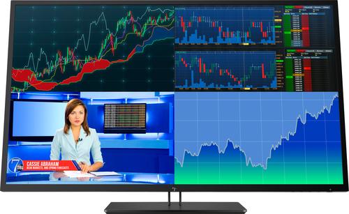 "HP Z43 42.5"" 4K Ultra HD IPS Zwart computer monitor"