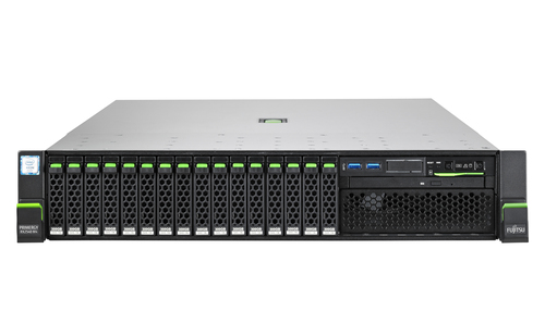 Fujitsu PRIMERGY RX2540 M4 2.2GHz 4114 450W Rack (2U) server