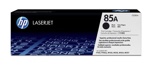 HP 85A tonercartridge 1 stuk(s) Origineel Zwart