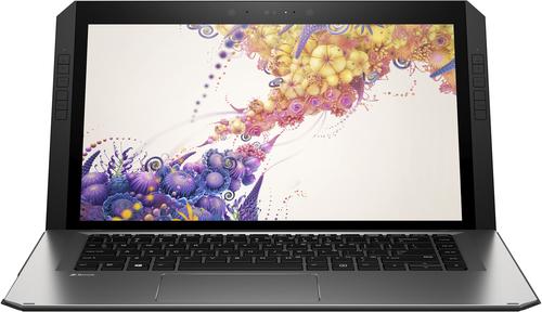 "HP ZBook x2 G4 Silver Mobile workstation 35.6 cm (14"") 3840 x 2160 pixels Touchscreen 8th gen Intel® Core™ i7 32 GB DDR4-SDRAM"