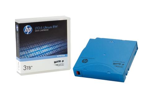 Hewlett Packard Enterprise C7975A 1500GB LTO lege datatape