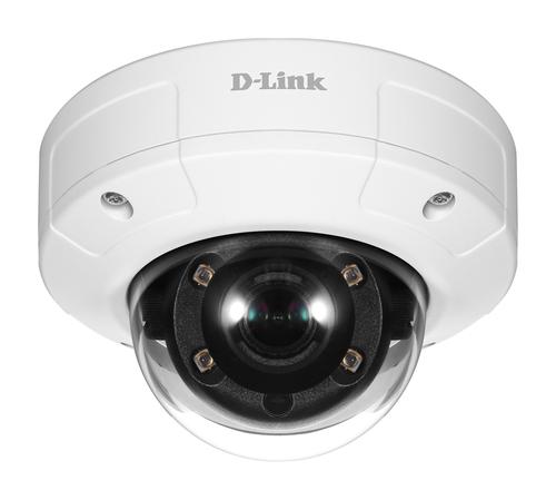 D-Link DCS-4633EV bewakingscamera IP-beveiligingscamera Buiten Dome 2048 x 1536 Pixels Plafond/muur