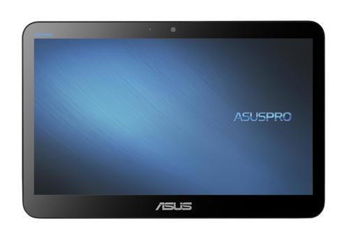 "ASUSPRO A4110-BD280X 39,6 cm (15.6"") 1366 x 768 Pixels Touchscreen 1,6 GHz Intel® Celeron® J3160 Zwart Alles-in-één-pc"