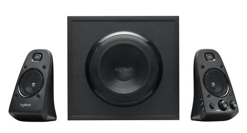 Logitech Z623 speaker set 2.1 channels 200 W Black