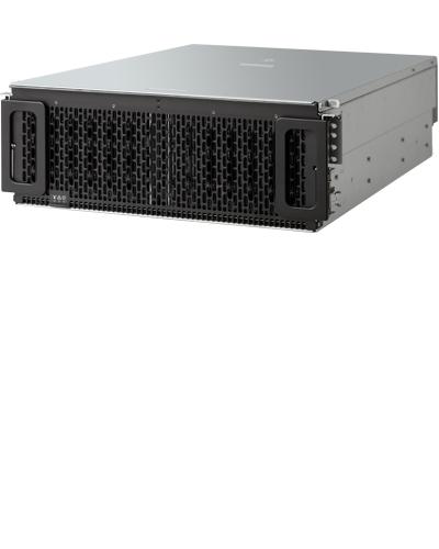 Western Digital Ultrastar Data60 disk array 192 TB Rack (4U) Zwart, Grijs