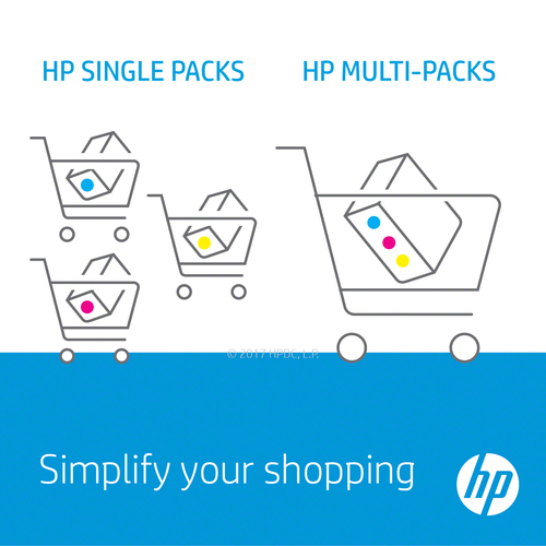 HP 70 Blue and Green DesignJet Printhead