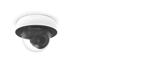 Cisco Meraki MV12W IP-beveiligingscamera Binnen Dome Zwart, Wit 1920 x 1080 Pixels
