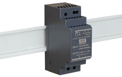 D-Link 30W Ultra slim design with 17.5mm 1SU