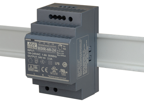 D-Link 60W Ultra slim design with 17.5mm 1SU