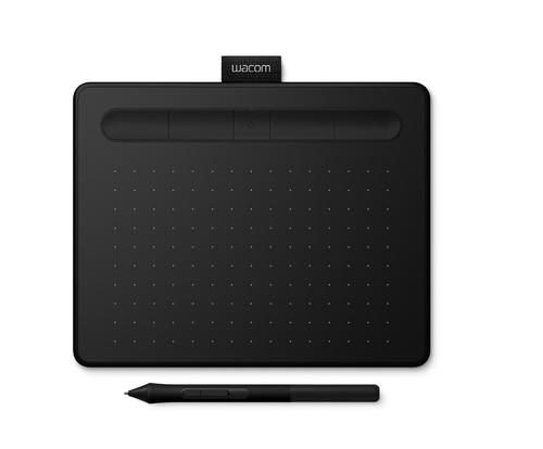 Wacom Intuos S Bluetooth 2540lpi 152 x 95mm USB/Bluetooth Zwart grafische tablet