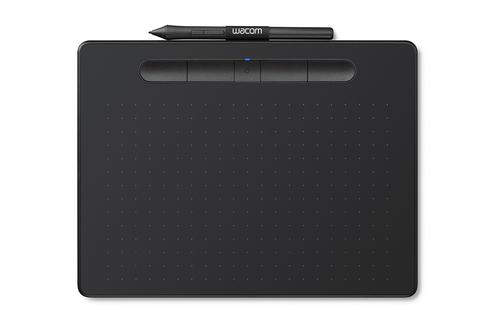 Wacom Intuos M Bluetooth 2540lpi 216 x 135mm USB/Bluetooth Zwart grafische tablet