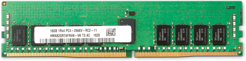 HP 3PL82AA geheugenmodule 16 GB 1 x 16 GB DDR4 2666 MHz