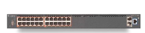 Extreme networks ERS 4926GTS-PWR+ Managed L3 Gigabit Ethernet (10/100/1000) Black Power over Ethernet (PoE)