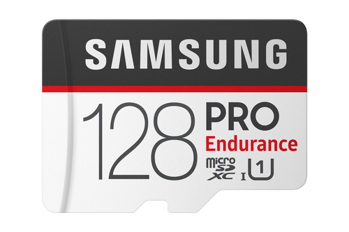 Samsung MB-MJ128G flashgeheugen 128 GB MicroSDXC UHS-I Klasse 10
