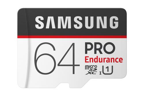 Samsung MB-MJ64G flashgeheugen 64 GB MicroSDXC UHS-I Klasse 10