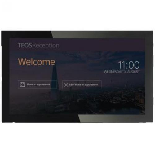"Sony TEB-22DSK tablet 8 GB 55.9 cm (22"") 2 GB Wi-Fi 5 (802.11ac) Android 6.0 Black"