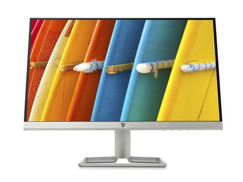 """HP 22f 54,6 cm (21.5"""") 1920 x 1080 Pixels Full HD LED Zwart, Zilver"""