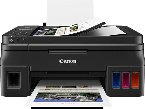 Canon PIXMA G4511 Inkjet 8.8 ppm 4800 x 1200 DPI A4 Wi-Fi