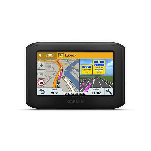 """Garmin 010-02019-11 navigator 10,9 cm (4.3"""") Touchscreen TFT Vast Zwart 241,1 g"""