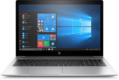 "HP EliteBook 755 G5 Silver Notebook 39.6 cm (15.6"") 1920 x 1080 pixels AMD Ryzen 7 8 GB DDR4-SDRAM 256 GB SSD Wi-Fi 5 (802.11ac"