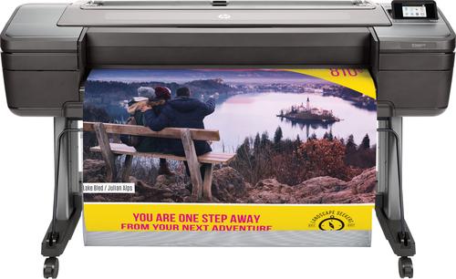 HP Designjet Z6 44-in PostScript grootformaat-printer Thermische inkjet Kleur 2400 x 1200 DPI