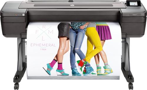 HP Designjet Z9 grootformaat-printer Thermische inkjet Kleur 2400 x 1200 DPI 1118 x 1676 mm