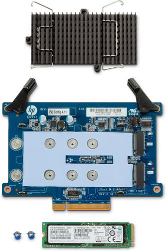 HP Z Turbo Drive 2TB TLC Z8 G4 SSD Kit