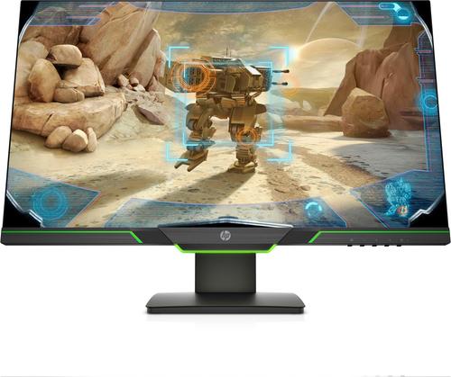 "HP 27xq 68,6 cm (27"") 2560 x 1440 Pixels Quad HD LED Zwart"